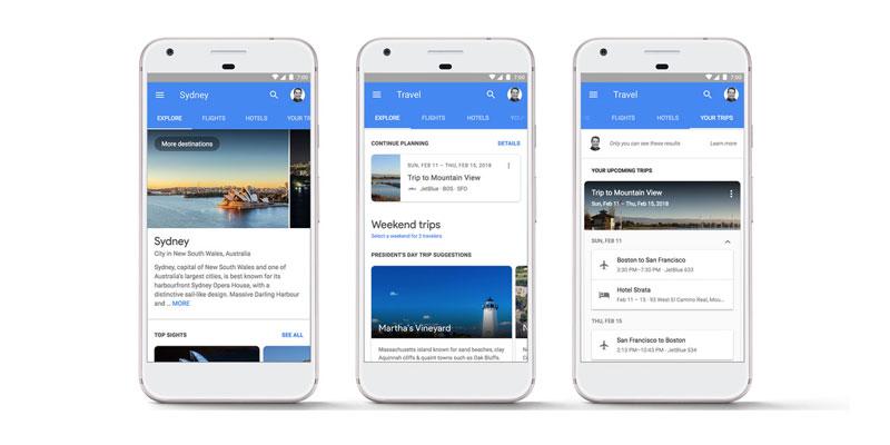 Google旅遊事業玩真的!開放讓用戶在搜尋結果直接訂房